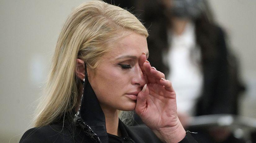 APTOPIX Paris Hilton Boarding School