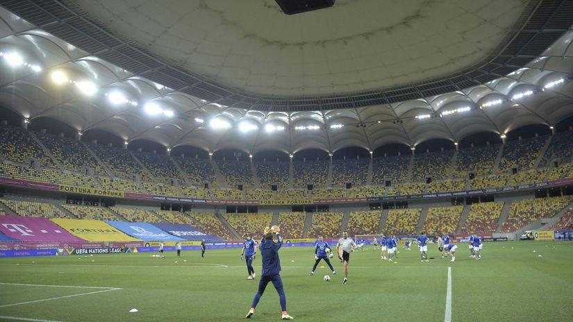 Bukurešť, štadión