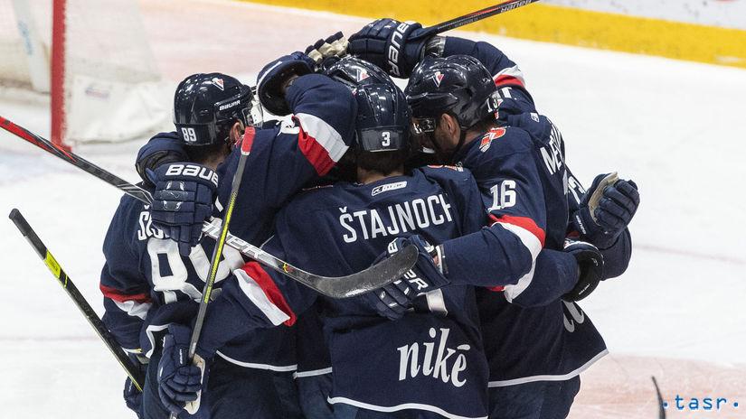 Slovan, hokej