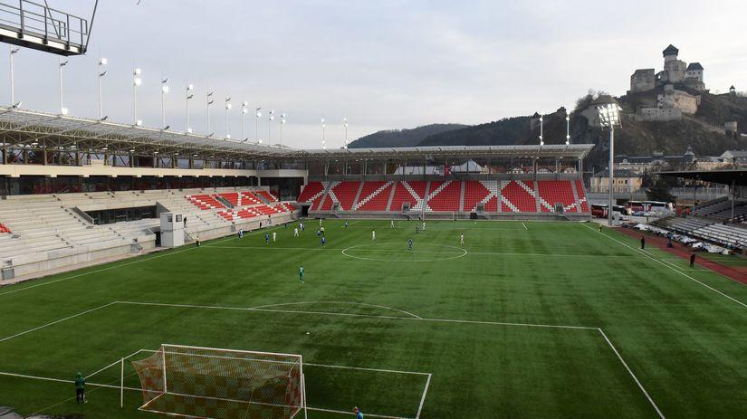 Trenčín, štadión
