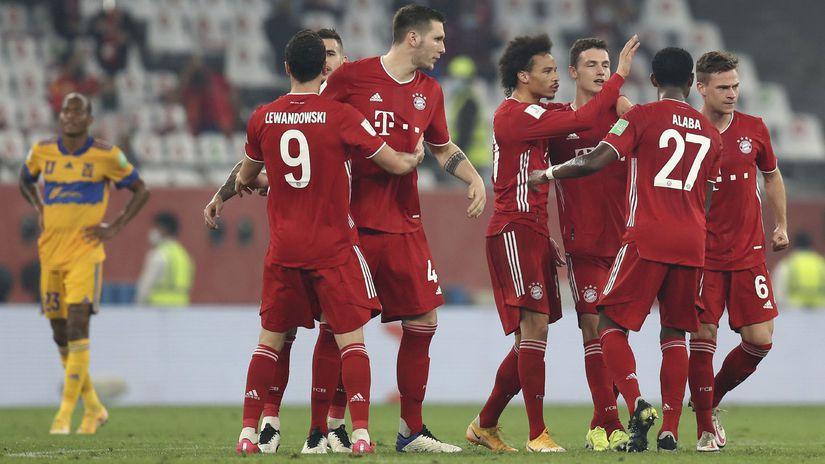 Bayern, Tigres