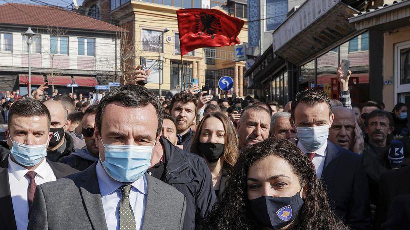 Kosovo voľby parlamentné predčasné