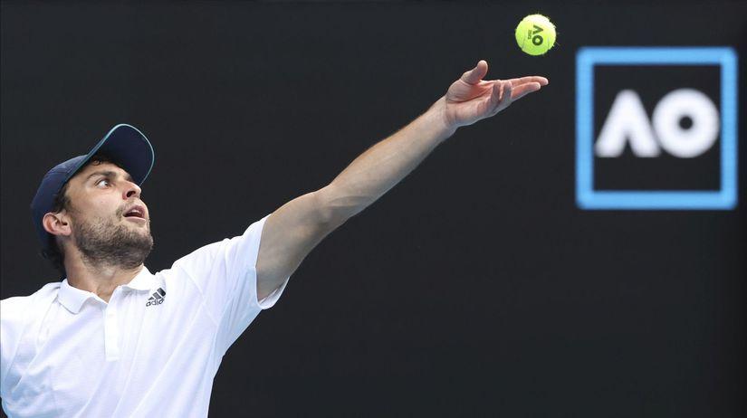 Australian Open Tennis Karacev
