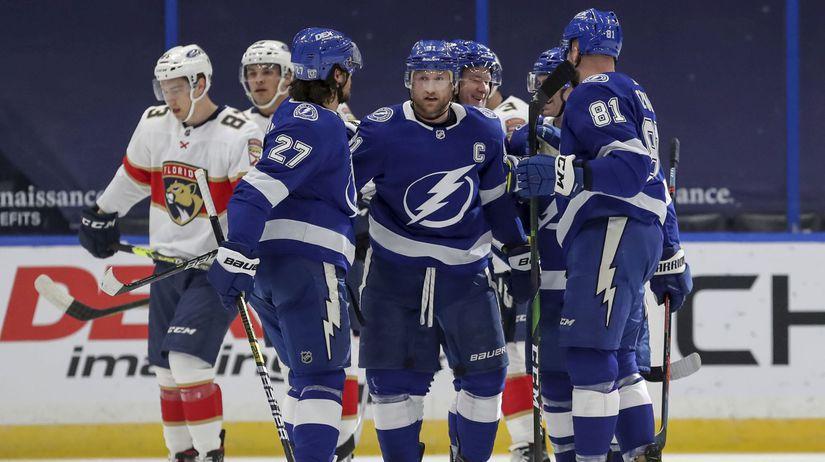 Panthers Lightning Hockey Tampa