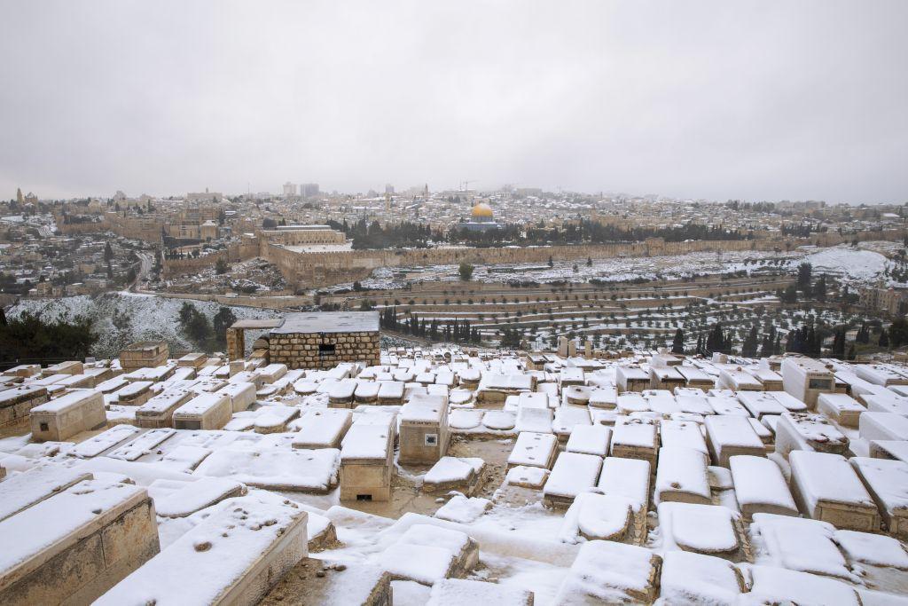 Izrael, Jeruzalem