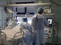 lekár doktor JIS nemocnica koronavírus lôžko