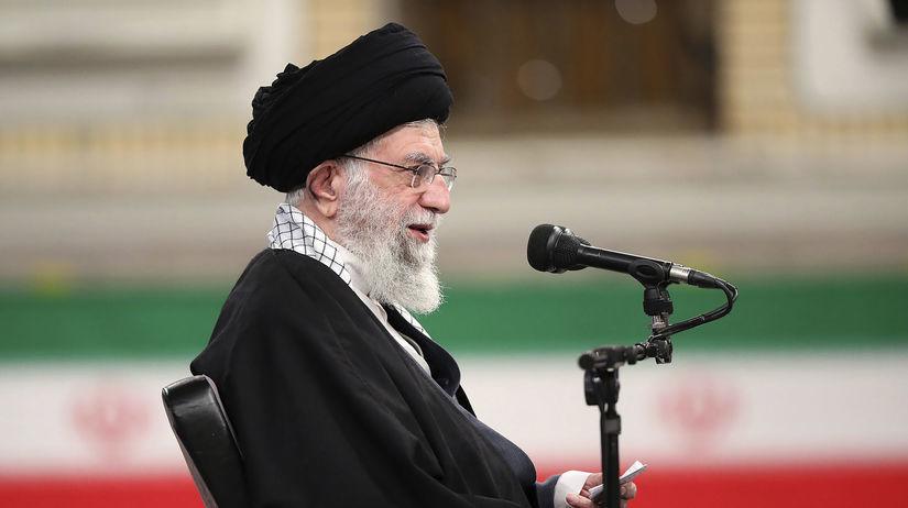 Irán / Alí Chameneí /