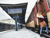 SR ZSSK vlaky