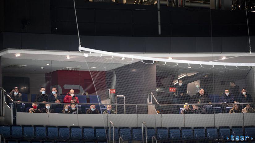 SR Hokej TEL 41.kolo Slovan Poprad BAX