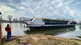 Albertina, výletná loď