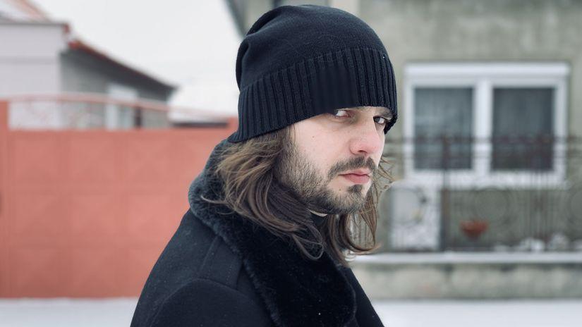 Chvilka poezie Matej Marusin  foto Tomas Klenovsky