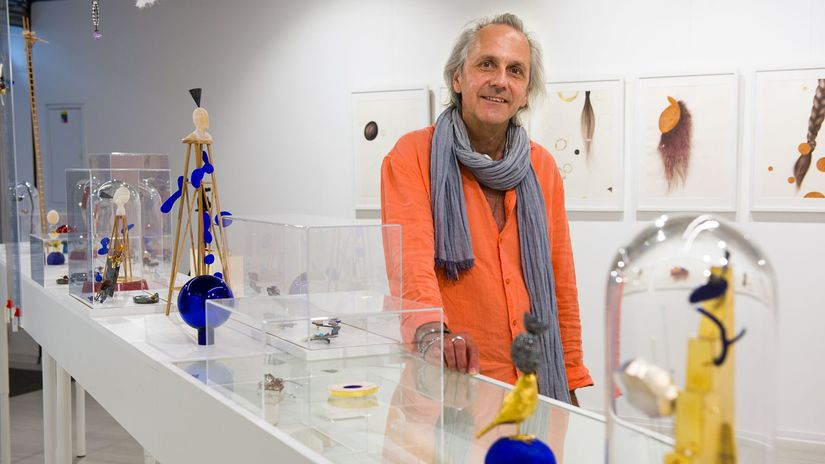 šperkár Karol Weisslechner