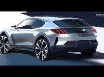 Ford Mustang Mach-E - 2021