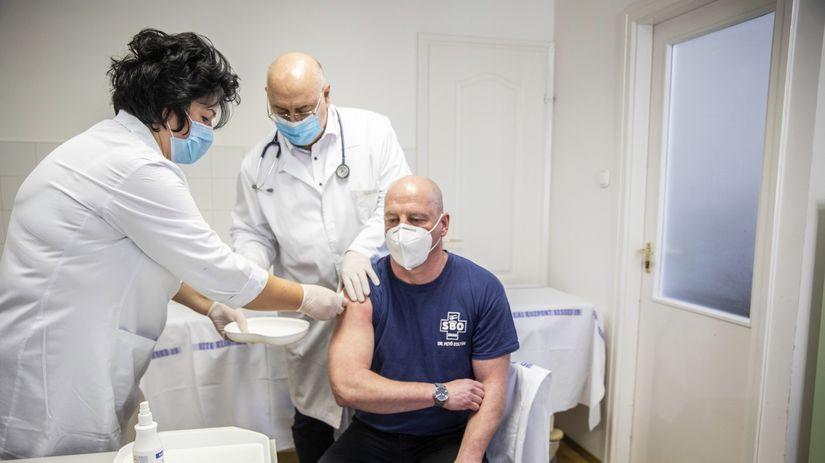 Maďarsko Čína koronavírus vakcína očkovanie