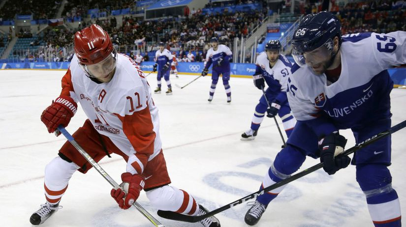 Pyeongchang Olympics Ice Hockey Men marcinko