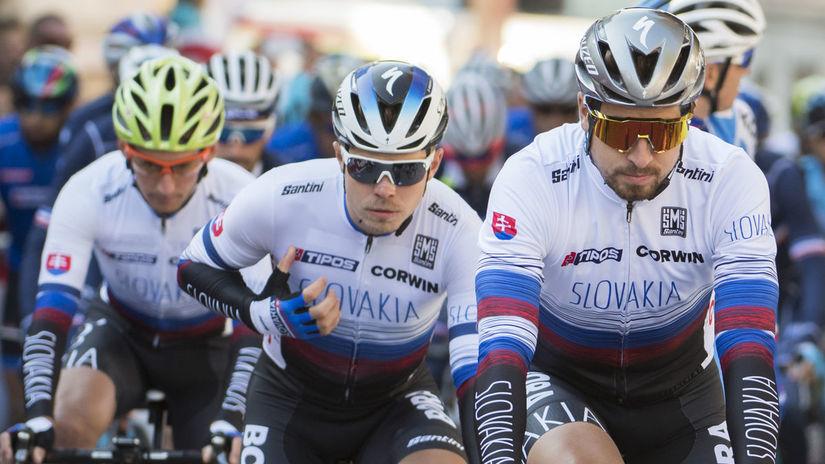 Rakúsko SR Cyklistika MS Innsbruck Sagan