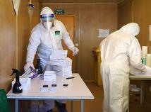 Pribudlo najviac infikovaných od polovice januára. Počet hospitalizovaných klesol