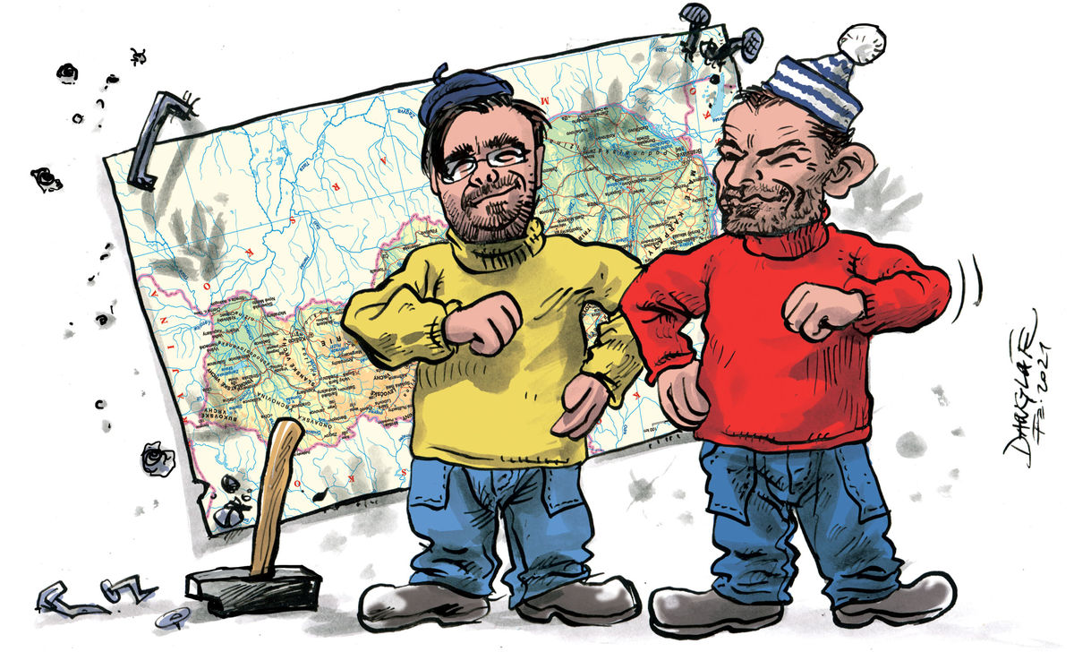 Karikatúra 26.02.2021