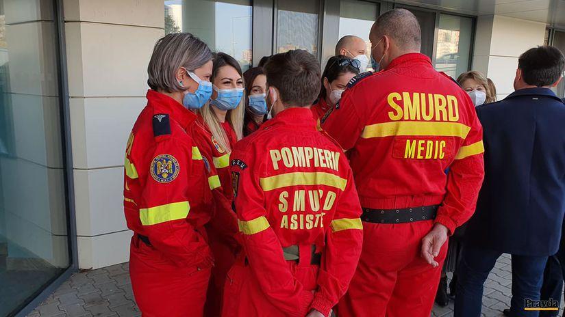 lekári rumunskí