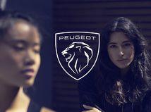 Peugeot - logo 2021