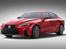 Lexus IS 500 F Sport Performance prvni 04