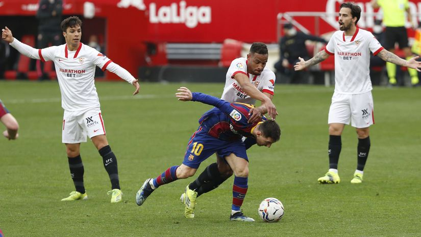 Lionel Messi, Fernando