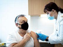 orbán, očkovanie