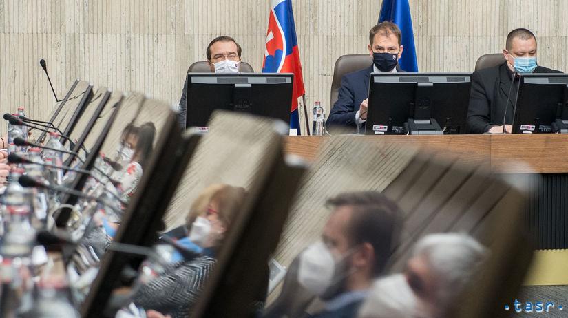 Premiér Okrúhly Stôl Odborníci Koronavírus