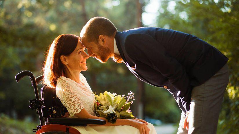 svadba, šťastie, zriedkavé choroby, invalidný...