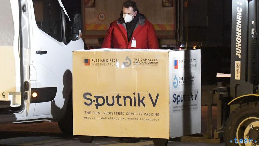 Košice premiér vakcína Sputnik