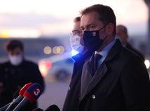 Sputnik dorazil na Slovensko. Korčok kritizuje Matoviča, SaS je zarazená