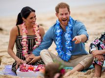 princ Harry, vojvodkyňa Meghan