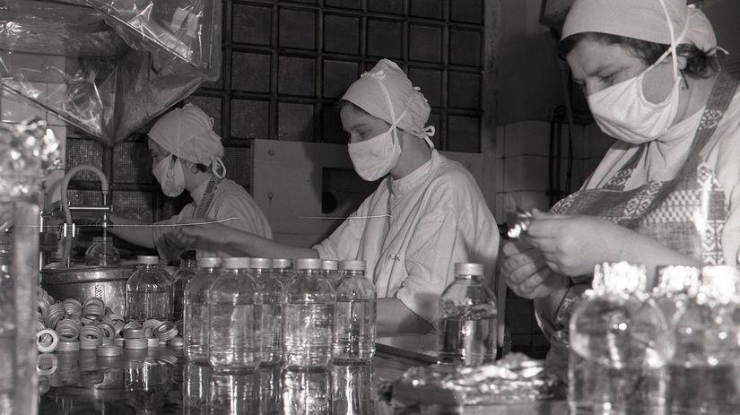 ČSSR, vakcína, laboratórium, IMUNA, Marta...