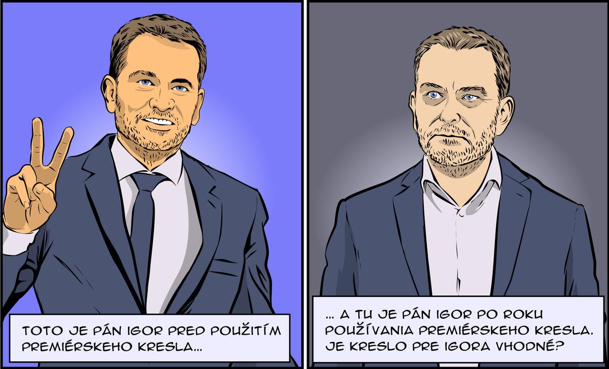 Karikatúra 01.03.2021