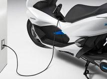Honda - elektrický skúter