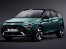 Hyundai Bayon - 2021