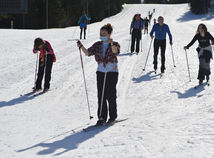 Vysoké Tatry Štrbské Pleso bežecké lyžovanie