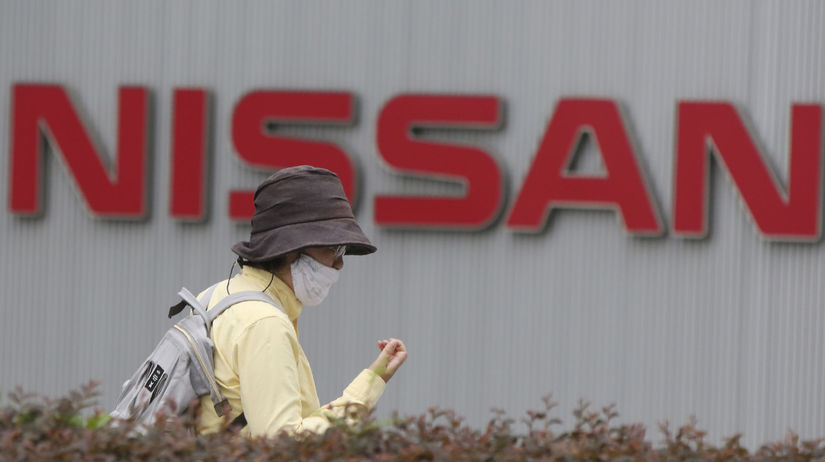 Japonsko Nissan 2.kvartál 2020/21 strata