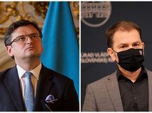 Matovič kazí priateľské vzťahy medzi Ukrajinou a Slovenskom, reagoval Kyjev na žart v rádiu