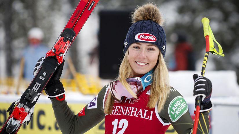 Musical Mikaela Skiing Shiffrin