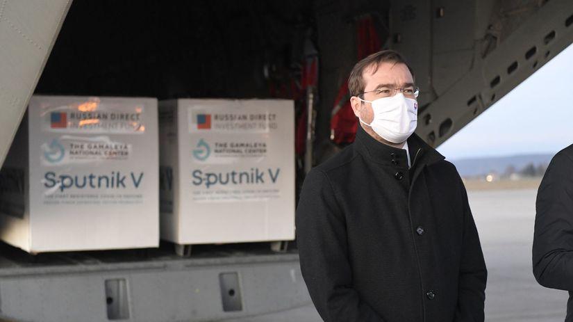 Sputnik V / Marek Krajčí /