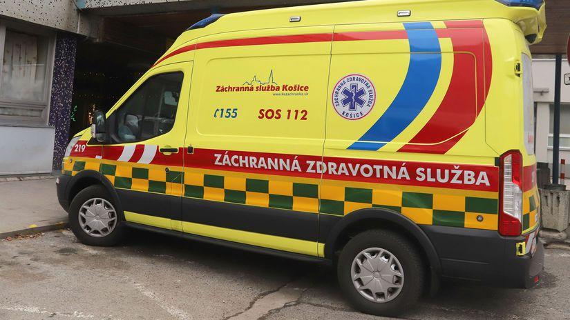 Záchranka / Sanitka / Ambulacia /