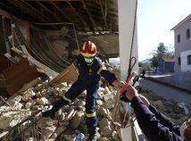 grécko zemetrasenie
