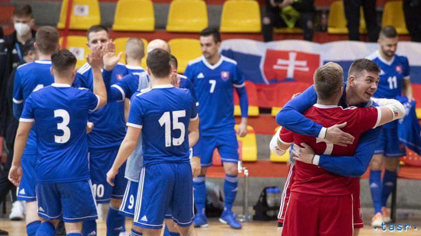 SR Futsal ME 2022 kvalifikácia 3.skupina Grécko...