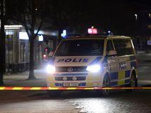 švédsko teroristický útok