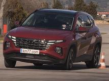 Hyundai Tucson - losí test 2021