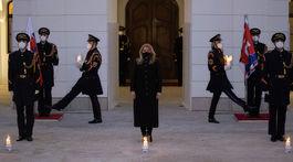prezidentský palác prezidentka Čaputová