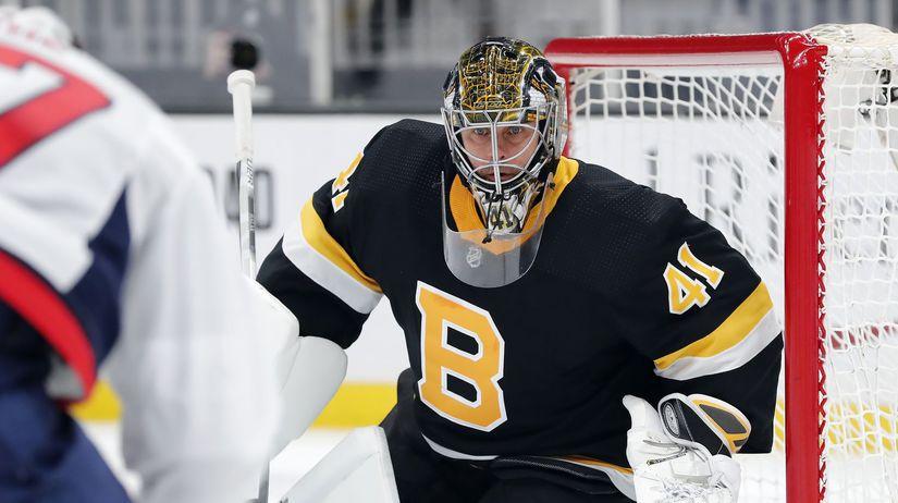 Capitals Bruins halák bosotn
