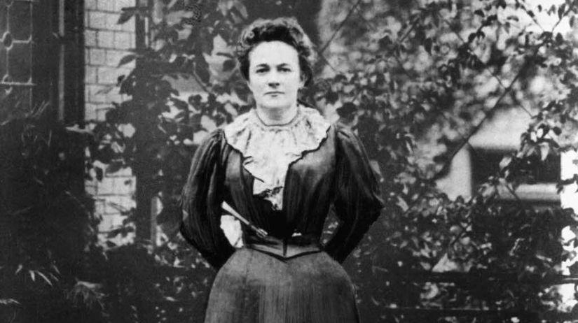 Clara Zetkinová