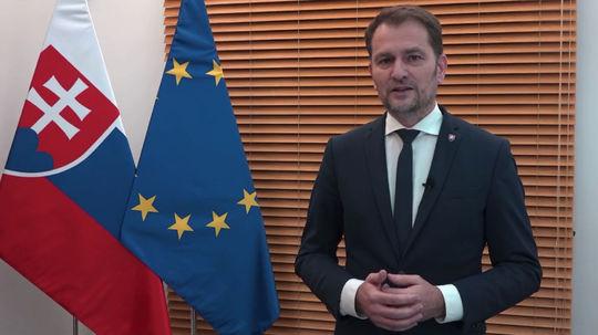 Igor Matovič, príhovor
